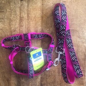 TOP PAW 🐾 Step-in Harness & Leash for Medium Sized Dog